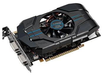 Видеокарта LeadTek GeForce GTX550 1GB DDR5 192bit DVI-DVI-HDMI GTX550Ti_OC_1G_DDR5