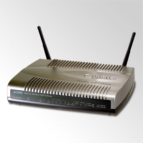 Planet VIP-281SW 802.11n Wireless VoIP Router