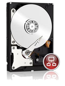 WD30EFRX НЖМД WD 3.5 SATA 3.0 3TB IntelliPower 64MB Red