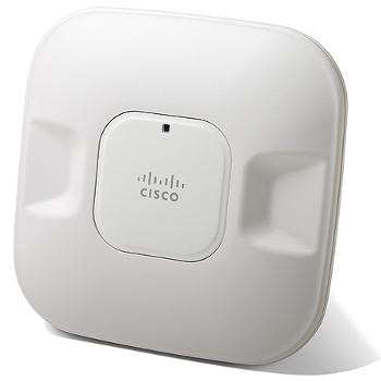 AIR-AP1141N-E-K9 Точка доступа Cisco AP1141N 802.11g/ n Fixed Auto AP; Int Ant; E Reg Domain